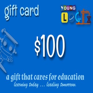 gift card front 100$